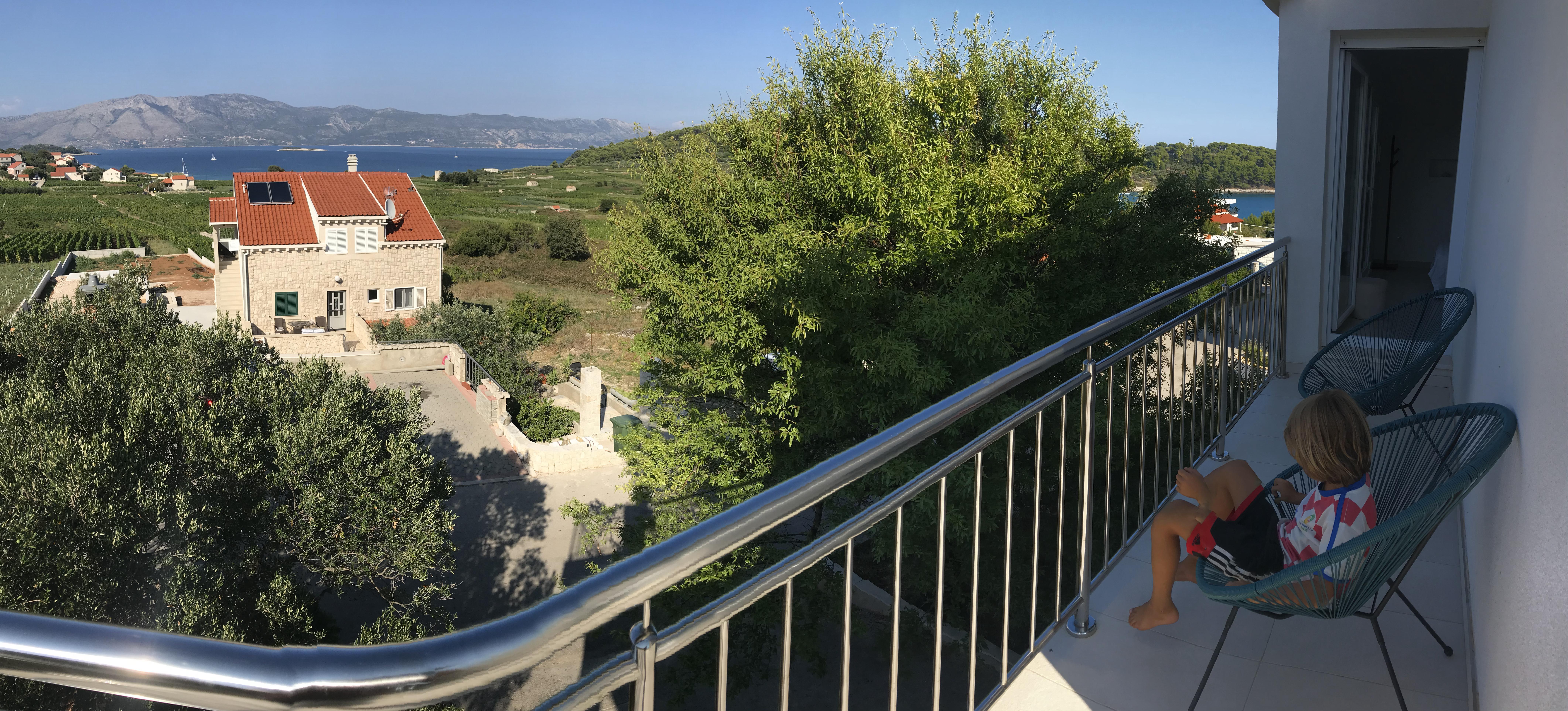 Balcony Sea View Maison Lucante