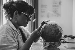 Atelier l'utile zéphyr - Restauratrice de globe