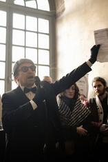 Enterrement de la réforme des retraites par le collectif Culture aux poings 21.01.20