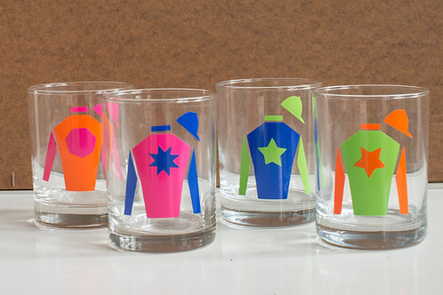 JOCKEY SILK HIGHBALL GLASSES