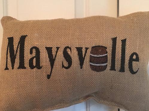 MAYSVILLE BOURBON