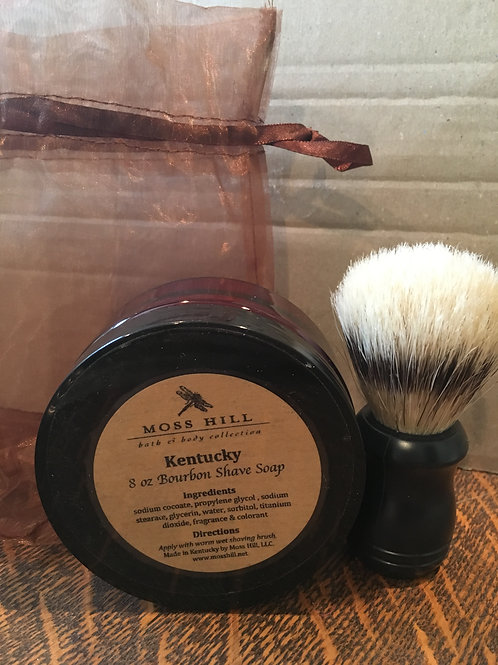 KENTUCKY MAN SHAVING KIT