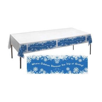 """#4004 Tablecloths Set of 4 (108"""" x 54"""")"""