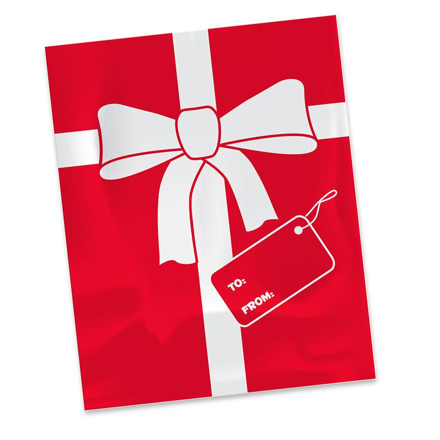 """#4002 Large Self Sealing Bag (12"""" x 15"""")"""