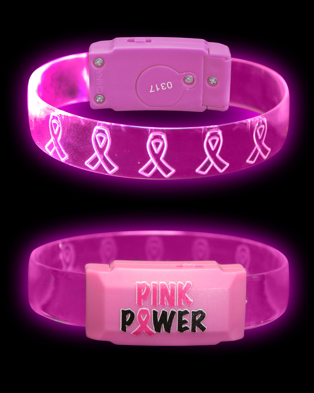 Pink Thunder Printed
