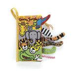 Livre tissu Jungle- Jellycat