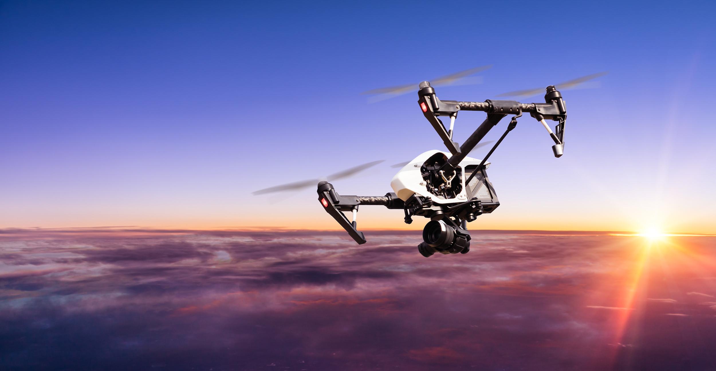 drone paca accueil