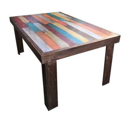 Mesa de Comedor Multicolor