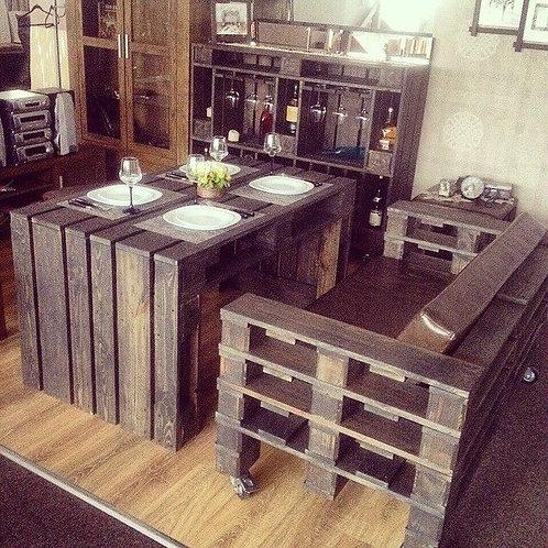 Mesa de Comedor Caprice