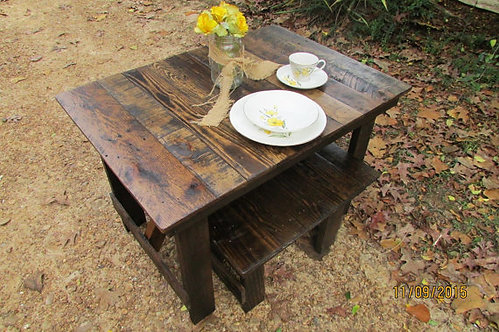 Mesa para niños (Mesa + Banqueta)