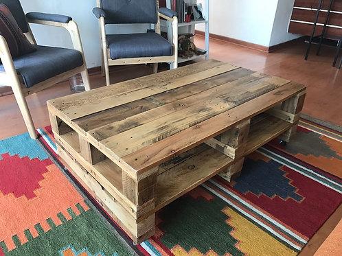 Mesa de Centro Wood Clara