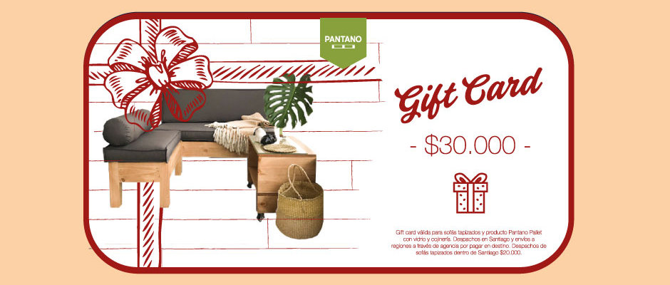 Gift Card Eco Plus
