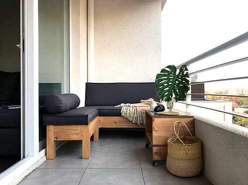 Juego de terraza Anto