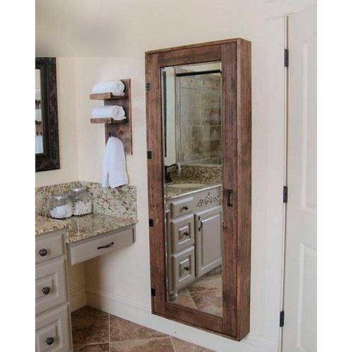 Repisa - Espejo para baño Aquiles
