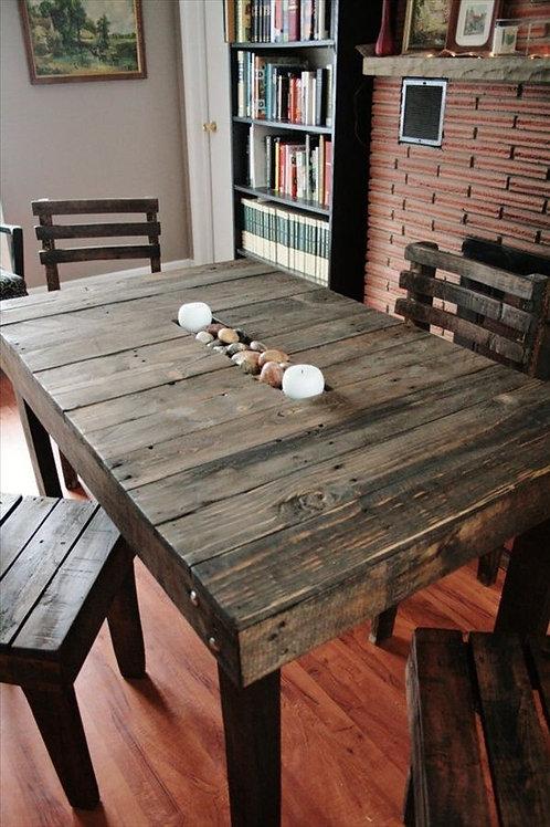Mesa de Comedor Zita