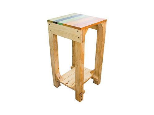 Mesa lateral Amber