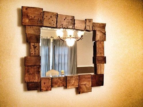 Espejo Abstracto