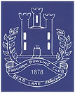 Farnham Bowling Club established 1878 club logo