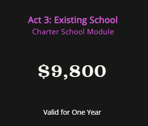 Act 3 Existing School