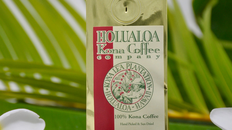 100% Kona Peaberry Coffee 2 oz Sampler