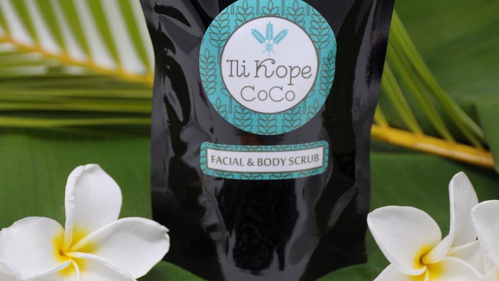 Ili Kope Facial & Full Body Coffee Scrub