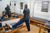 Pilates para adultos no ballet educart