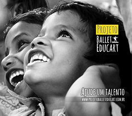 Projeto Ballet Educart