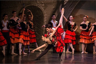 Don Quixote Ballet Educart