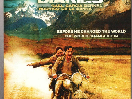 Travelling with Che. Motorcycle Diaries Movie Review