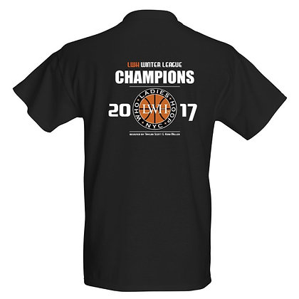 2017 LWH Classic Winter League Championship T-Shirt