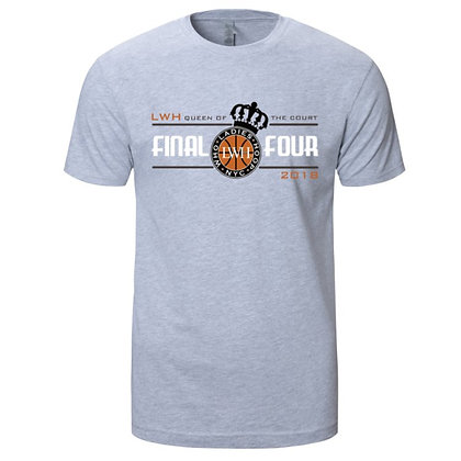"LWH Queen of the Court ""Final Four"" T-Shirt"