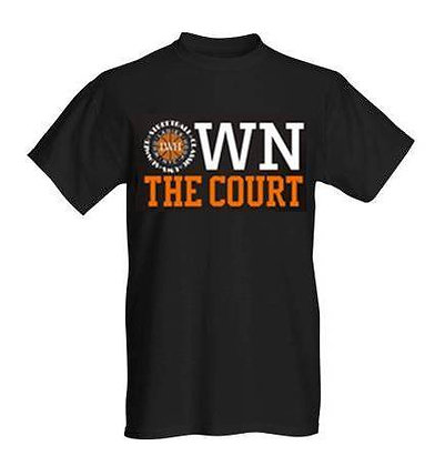 """Own The Court"" 2015 Championship T-Shirt"