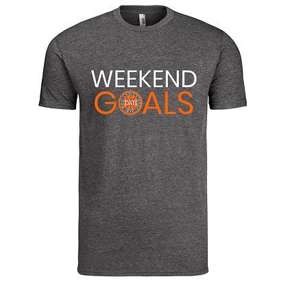 """LWH """"GOALS"""" T-Shirt"""