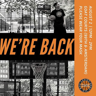 Orange Basketball Playoffs Event Announc
