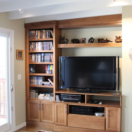Media Cabinetry