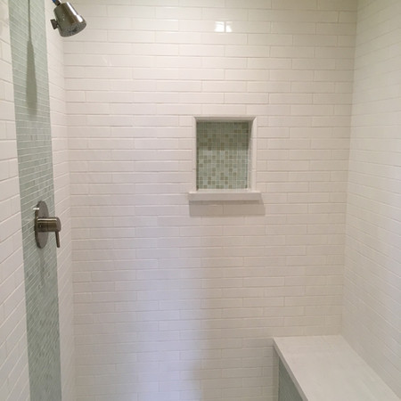 Glass Feature Tile