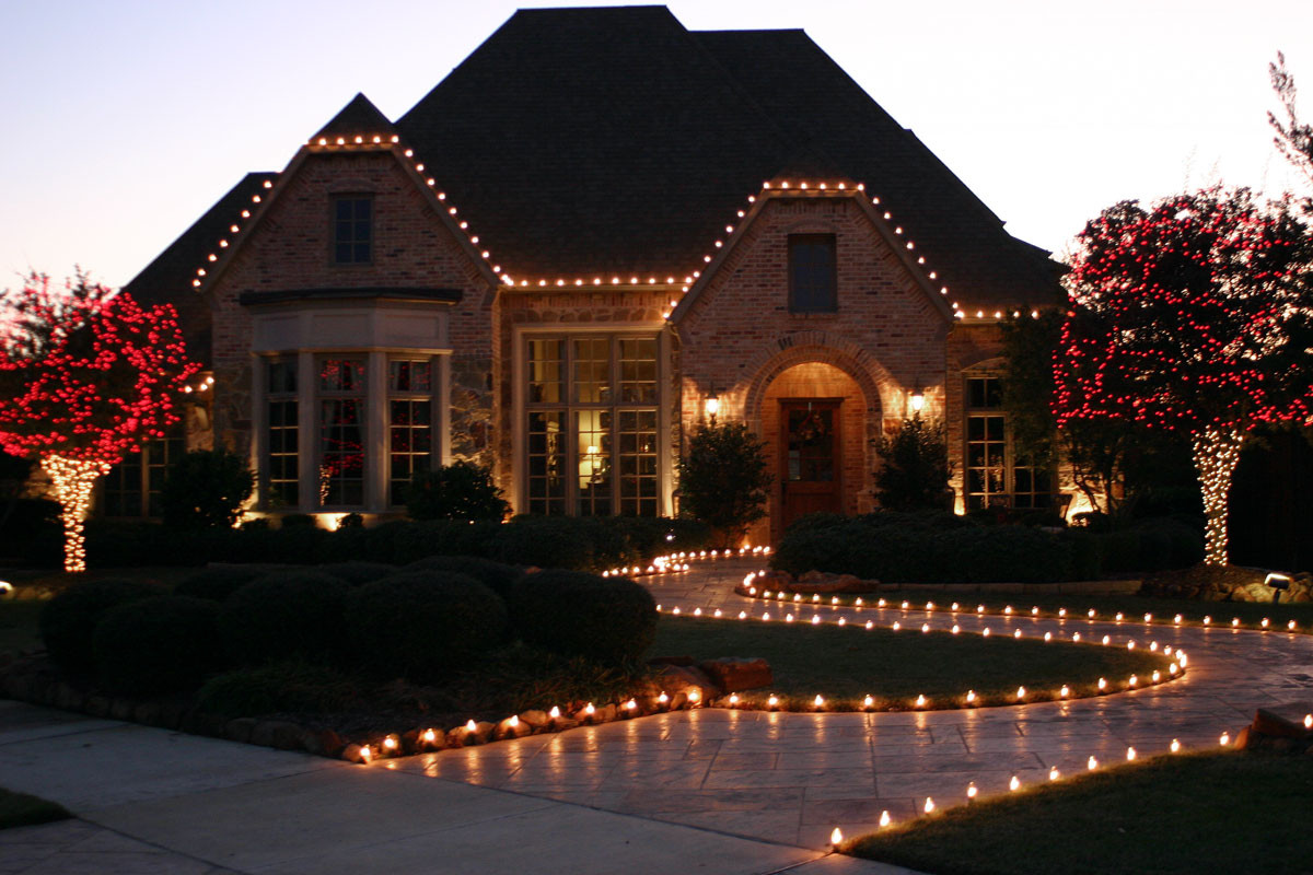 ... Huntsville Christmas Light Installation. ...