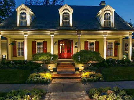 Landscape Lighting Cleaning & Maintenance This Fall To Keep Your Home Glowing All Season
