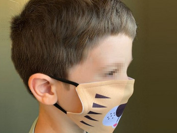 Fit and Functionality of Face Mask for Children