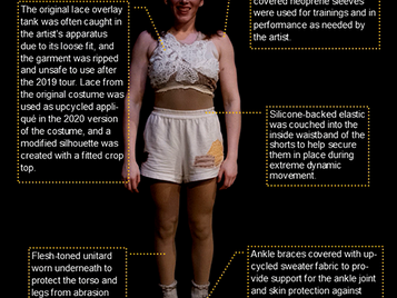 RagTag: A Circus in Stitches. Autoethnographic Costume Design Research for a Touring Circus Troup