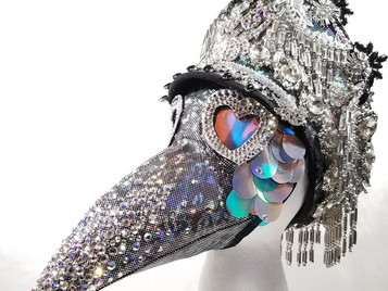 BeMask'd: Wearable Art in the Time of Quarantine