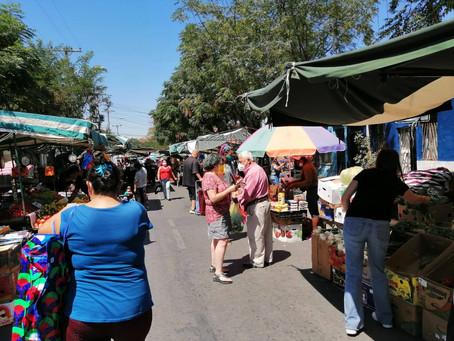 En la Feria Herrera de Santiago Centro