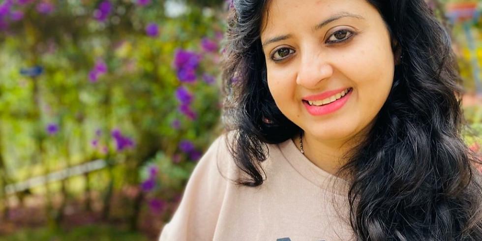 SELF LOVE SEPTEMBER Using Meditation for Self Love by Aparna Pandey