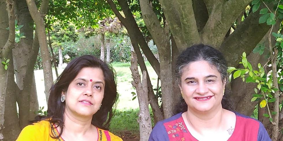 SELF LOVE SEPTEMBER Using Stillness for Self Love by Dr. Shalini Bhatnagar & Dr Arvinder Kaur