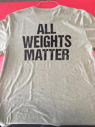 ALL WEIGHTS MATTER