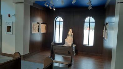 08-St Catherine of Sienna Rosary corner