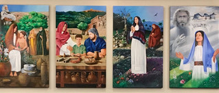 17-Paintings of The Life of Mary