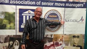 Izsak Endows NASMM Scholarship Fund