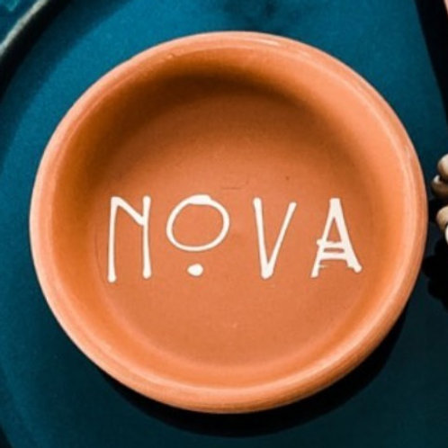 Custom-Made Personalized Clay Pot Name Tags