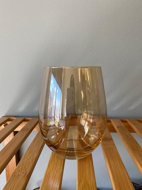 Smoked Water Glass